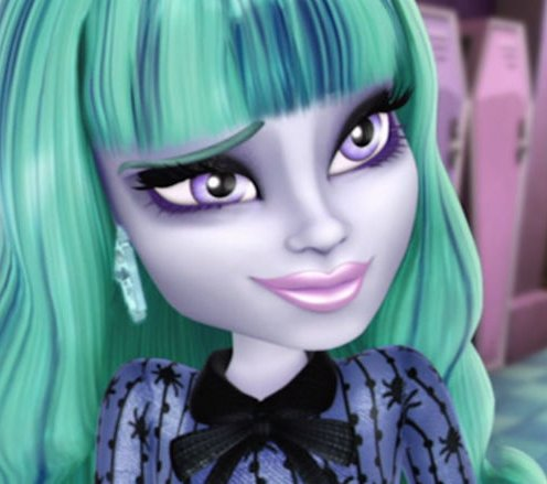 Monster High 13 Wishes Movie