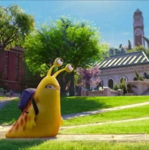 Monsters University Late Slug
