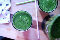 Awesome Green Monster Smoothies