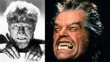 chaney nicholson Classic Movie Monsters vs. Modern Movie Monsters