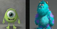 Deleted 'Monsters University' scene shows Mike, Sulley meeting in 4th grade as referenced in 'Inc.'