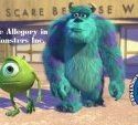 Disney Monsters Inc Police State Allegory