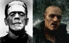 karloff deniro Classic Movie Monsters vs. Modern Movie Monsters