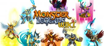 All monsters on Monster Legends