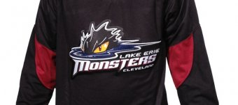 Lake Erie Monsters Jersey for sale