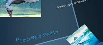 Loch Ness Monster PPT