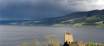Loch Ness Monsters Home