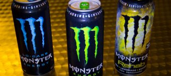 Monsters drinks News