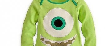 Monsters Inc. Boo Costume for Toddler