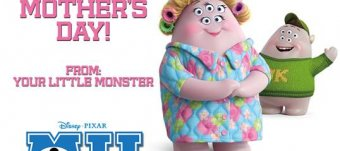 What day is Monsters University out?