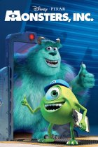 Mike and Sulley Disney Pixar's Monsters Inc.