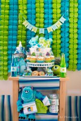 Monsters Inc. Baby Shower Decorations - PinkDucky.com