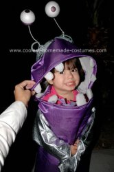 Monsters Inc. Costume