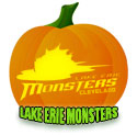 Monsters Logo Stencil