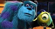 Scene from Monsters, Inc.