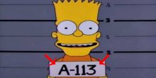 the simpsons,  number