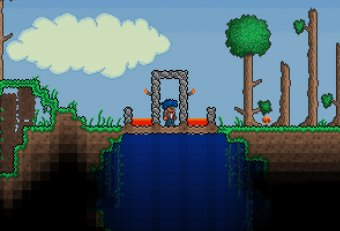All monsters in Terraria