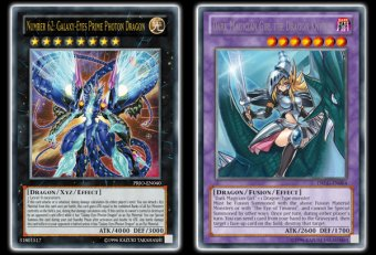 All Xyz monsters Yugioh