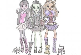 Can Monster High Dolls go in water?