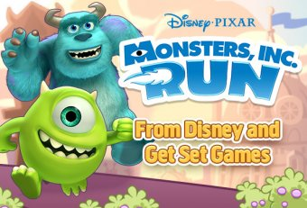 Free Monsters Inc. Run