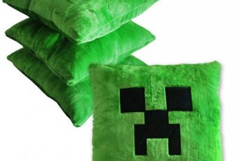 Green Monsters from Minecraft