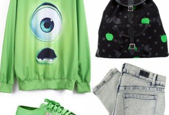 Green Monsters University