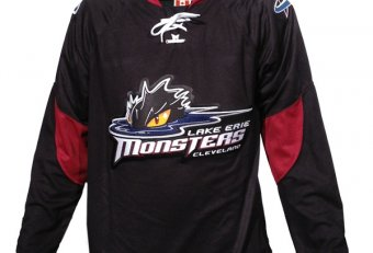 Lake Erie Monsters Jersey Youth