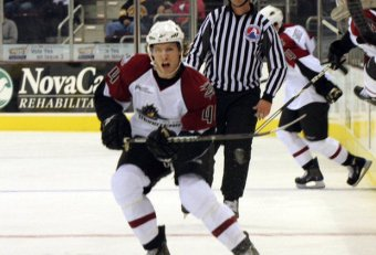 Lake Erie Monsters players
