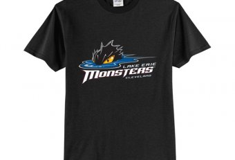 Lake Erie Monsters t shirts