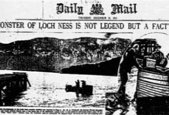 Loch Ness Monster article