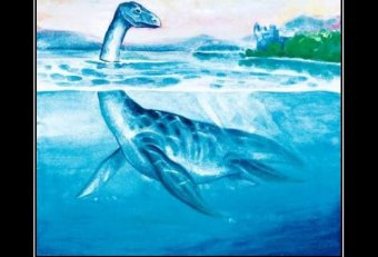 Loch Ness Monster disproves evolution