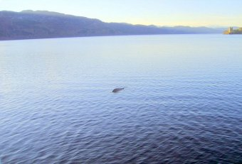 Loch Ness Monster real article