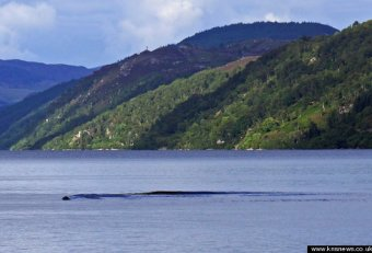 Loch Ness Monster sightings 2013