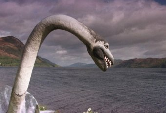 Loch Ness Monsters sightings