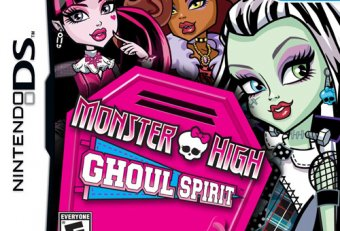 Monster High DS Game