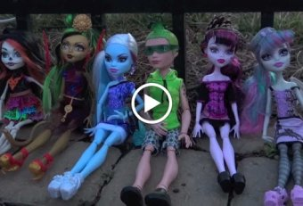 Monster High Horror movie 3