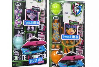 Monster High Lab