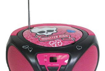 Monster High Music CD