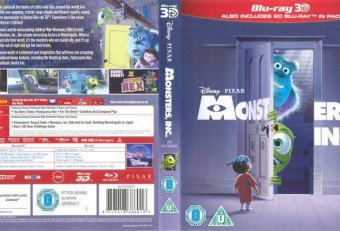 Monsters Inc. 3 Release Date