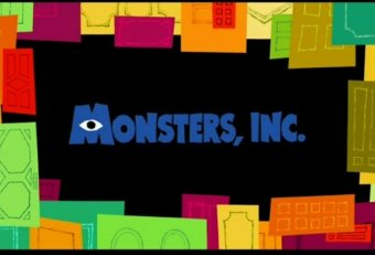 Monsters Inc. Intro