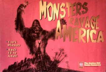 Monsters Menace America online