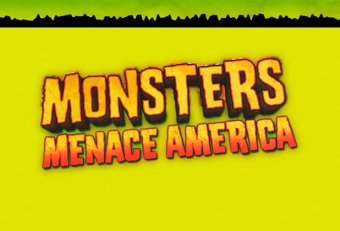 Monsters Menace America Rules