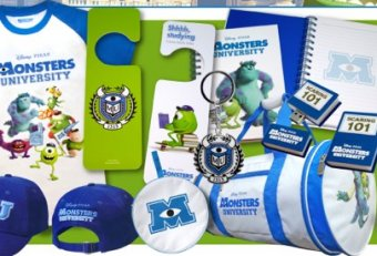 Monsters University 1 Pack