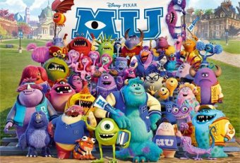 Monsters University online Watch