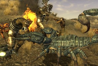 More Monsters Mod Fallout New Vegas