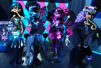 Movie Monster High Ghouls Rule