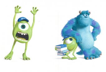 Names in Monsters Inc