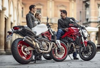 New Ducati Monsters