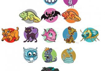 Pets of Monster High