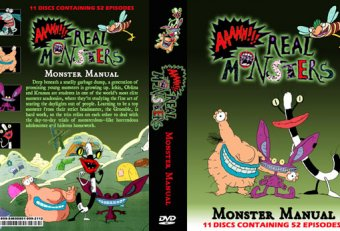 Real Monsters movie
